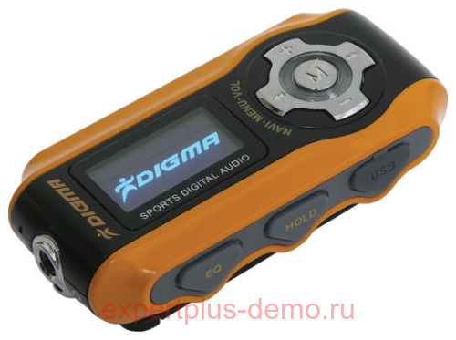 Digma MP570 SPORT 256Mb