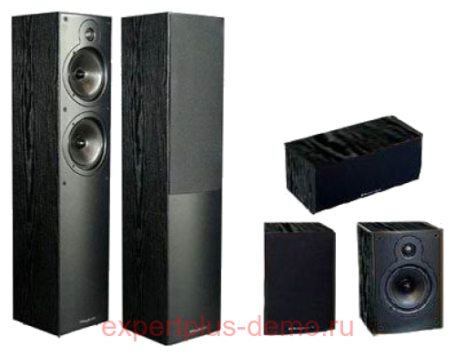Wharfedale Crystal CR-40 Home cinema