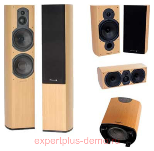 Wharfedale Diamond 965 set
